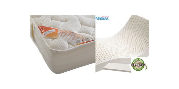 Matelas Latex Naturel 90x190 Latexnaturelmat Com