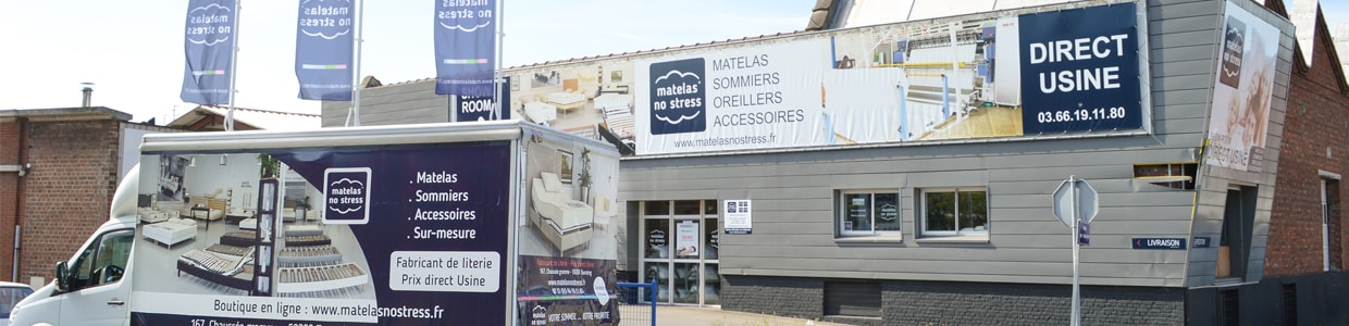 Notre showroom à Tourcoing
